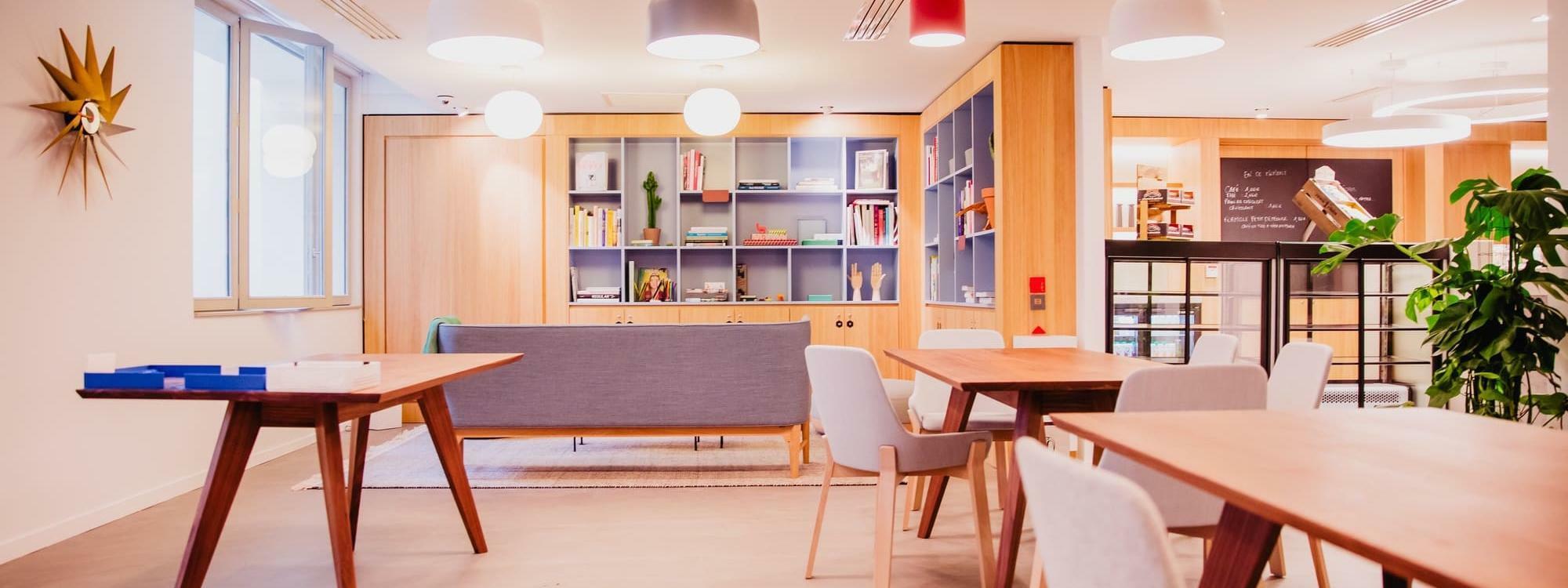 Spaces Rue De Londres space saint lazare - espaces de coworking à paris 8