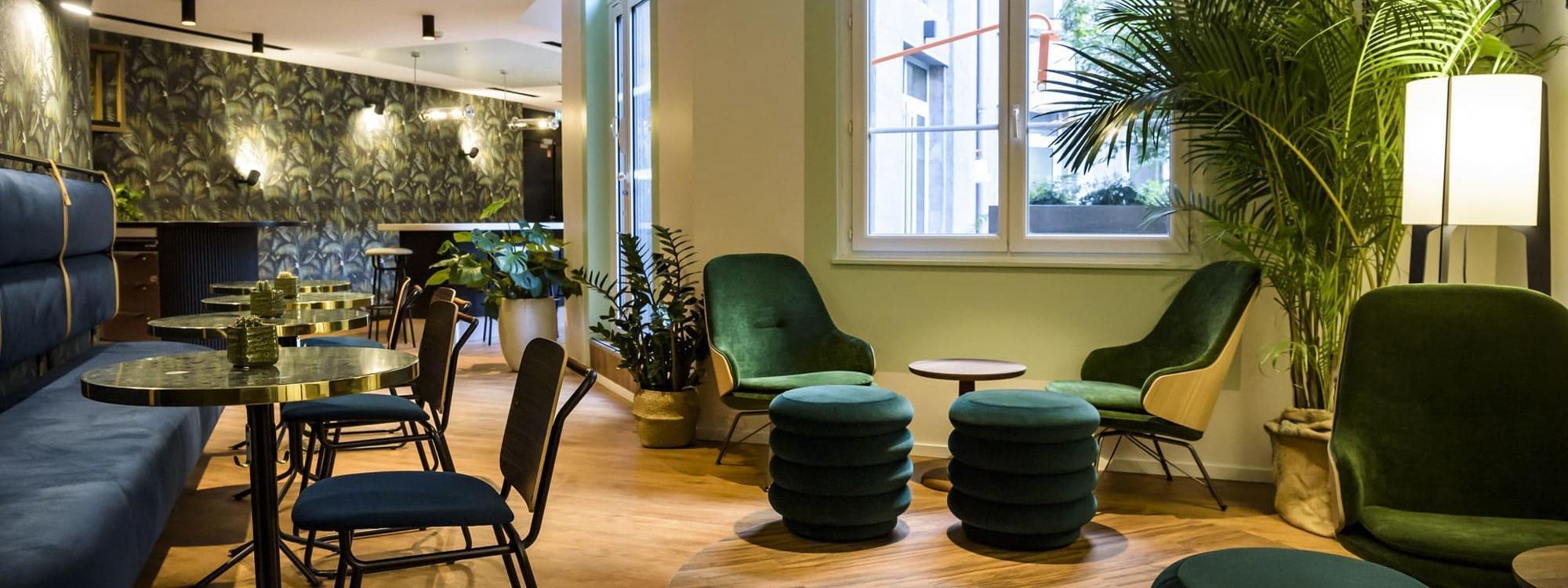 Wellio Gare de Lyon - Bureaux flexibles en Coworking à Paris 12